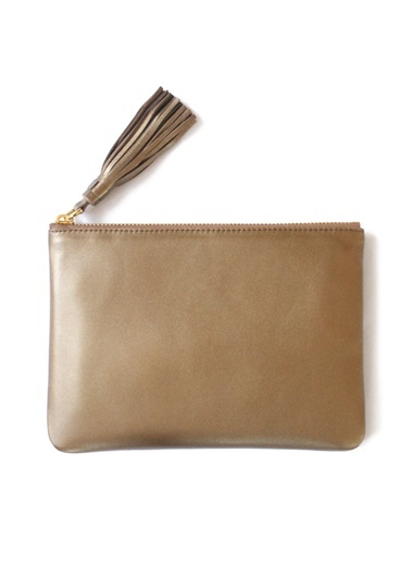 Clutch / El Çantası-Leather & Paper
